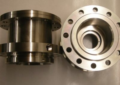 "CNC Blanking Material up to 12"" diameter"